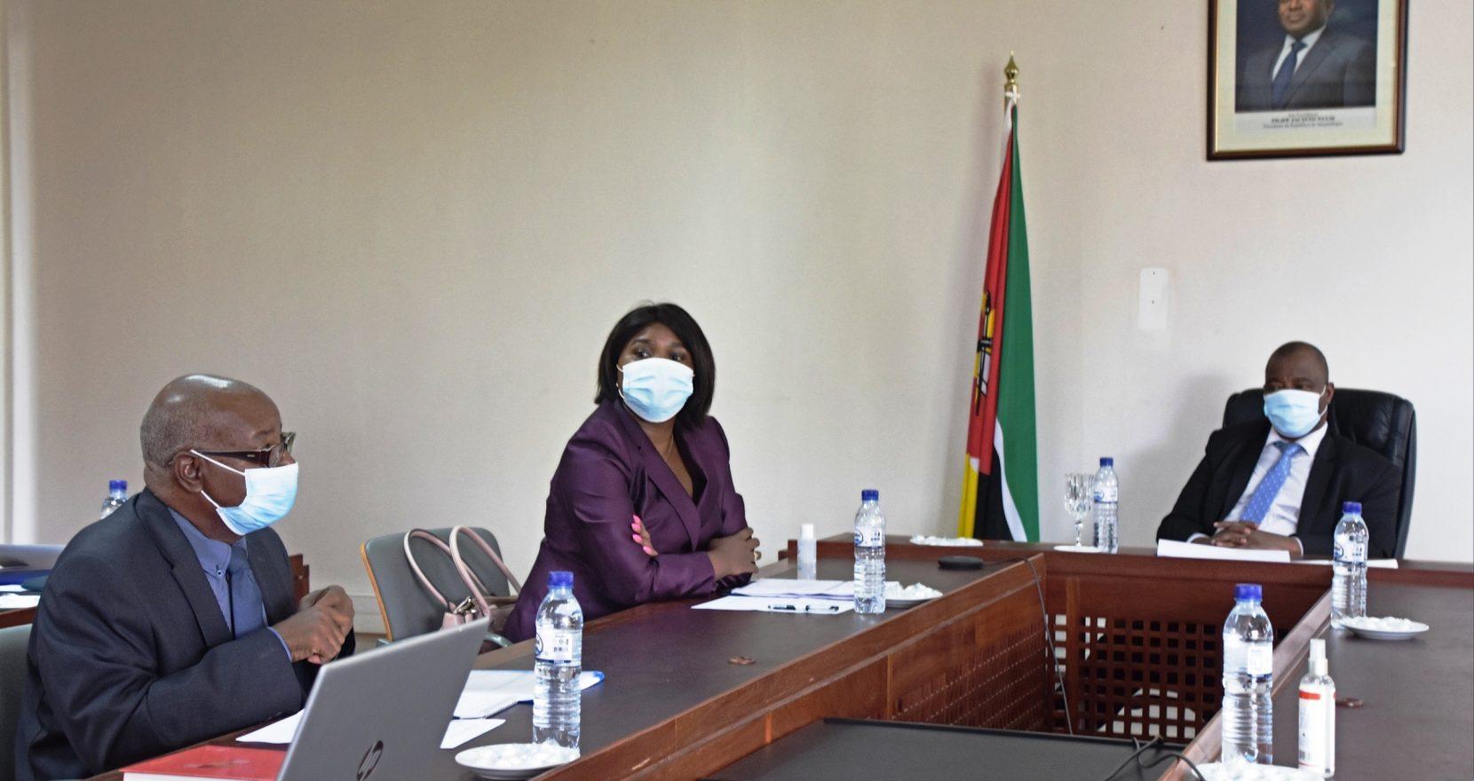 Visita Do Ministro